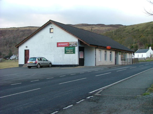Uig Post Office