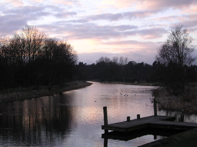 Monkland Canal, Drumpellier Country Park