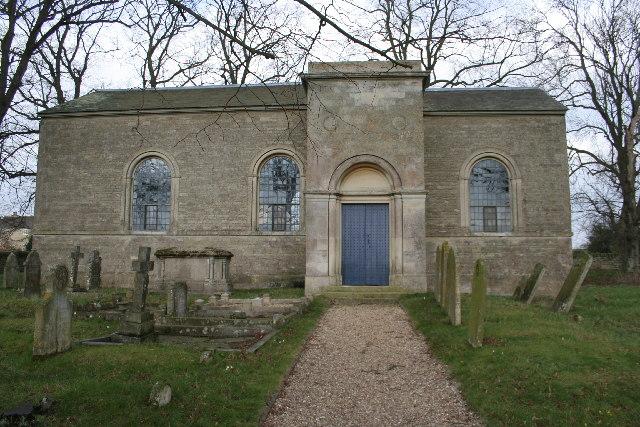 Pickworth Church
