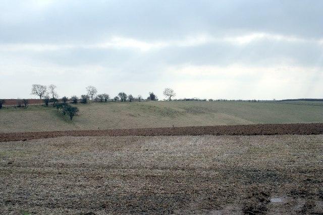 Stream Valley near Carlby