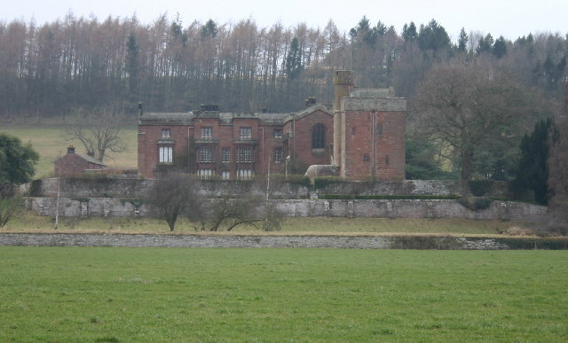 Rose Castle, Raughton