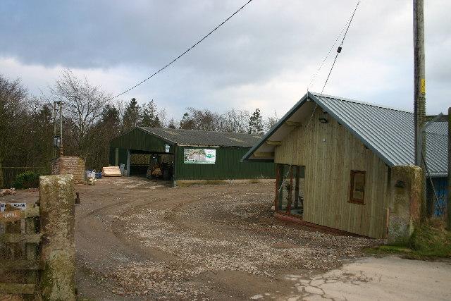 Sawmill, Rose Bank, Raughton Head