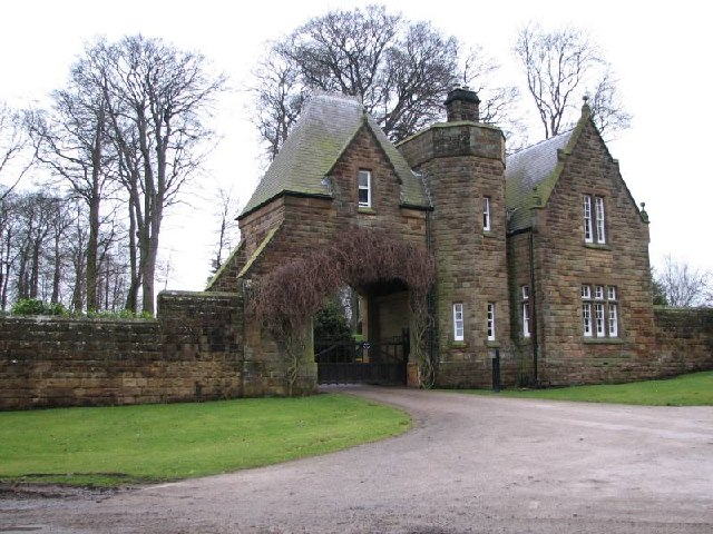 Mount St John Gate lodge
