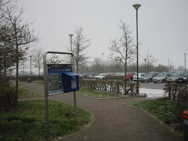 Lansdown Hill Park & Ride