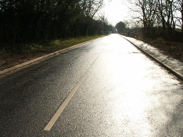 Birmingham Road, Lydiate Ash
