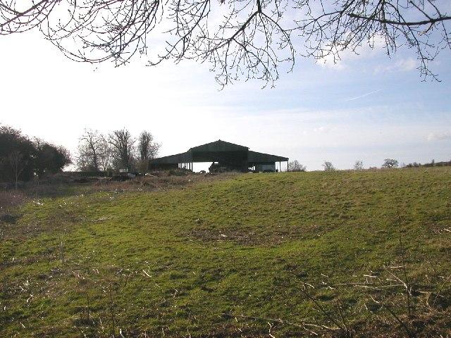Staverton - Newbold Grounds