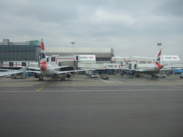 Airside Terminal 4
