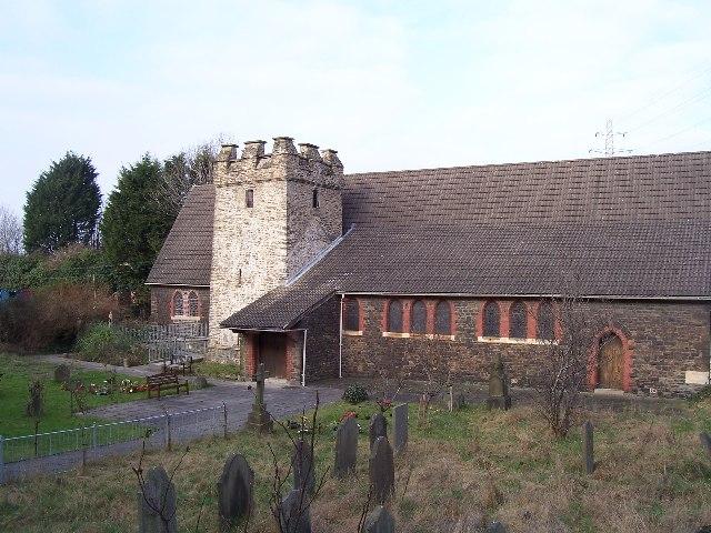 Llansawel Church