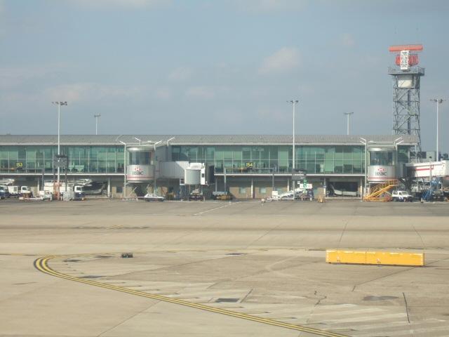 Airside Terminal 2