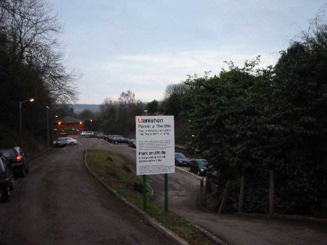 Llanishen Railway Station Park and Ride