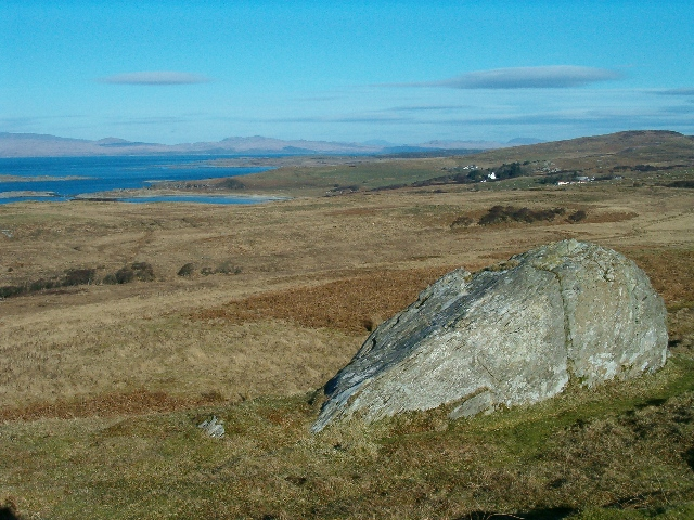 View towards Kilmory