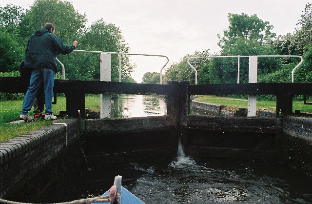 Old Heale's Lock