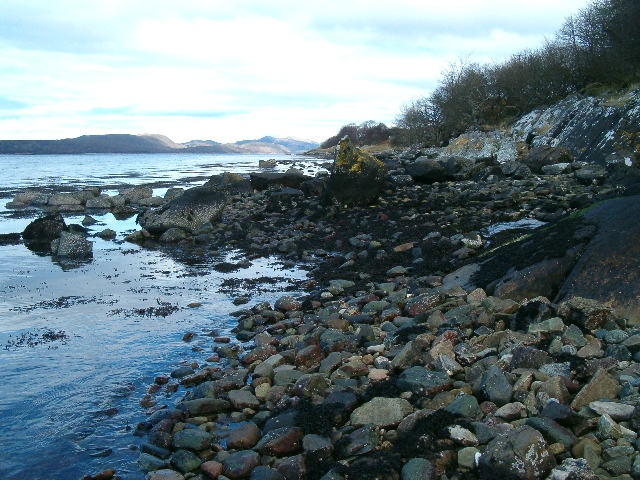 Foreshore, Loch Sween