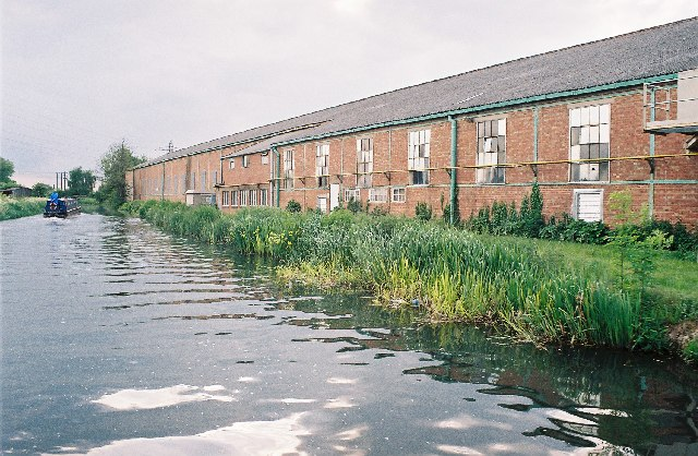 Colthrop Mill