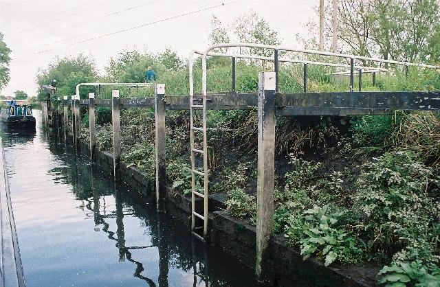 Monkey Marsh Lock