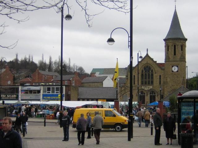 Chester-le-Street Market
