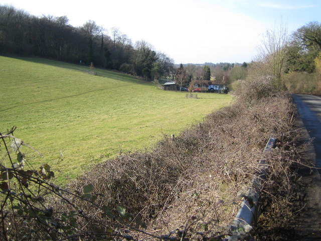 Hemel Hempstead: Bunker's Lane