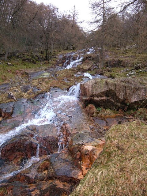 Sourmilk Gill, Buttermere