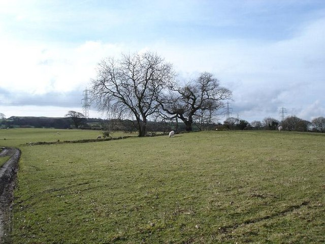 Moelfre farmland