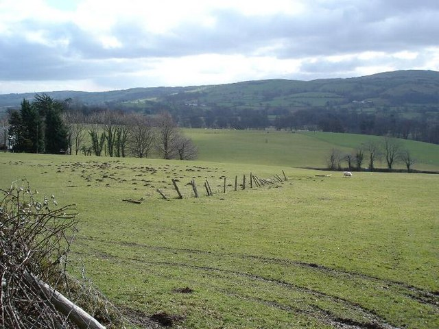 Dolwen countryside
