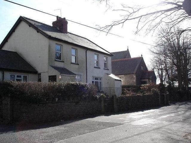 Bryn-y-maen cottages