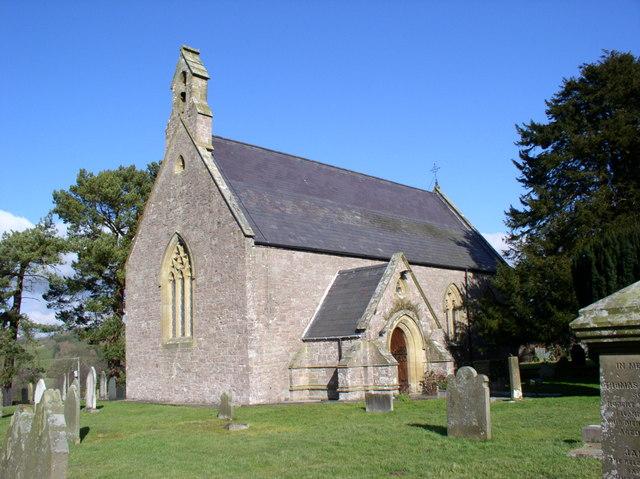 St Tegla's Church