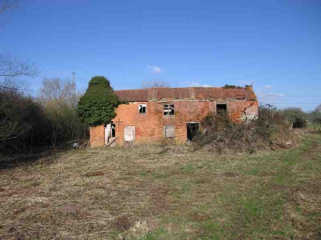 Derelict House on the Levels