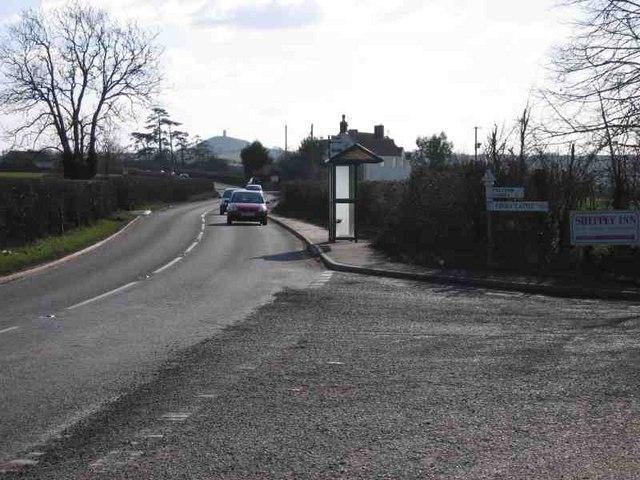 Road to Glastonbury