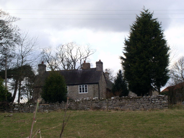 Farmhouse on Nantclwyd Estate