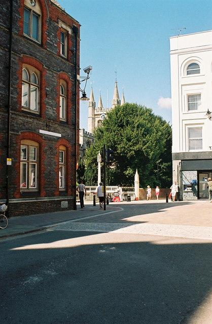 Bartholomew Street, Newbury