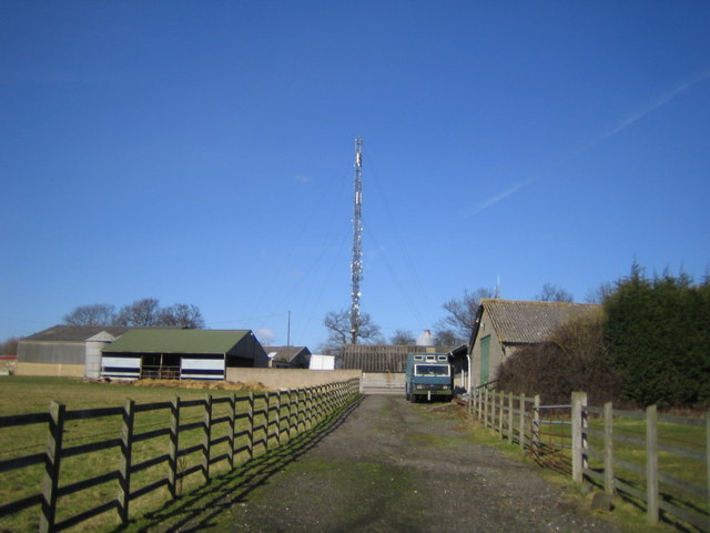 Hemel Hempstead: Hyde Meadow Farm Wireless Station