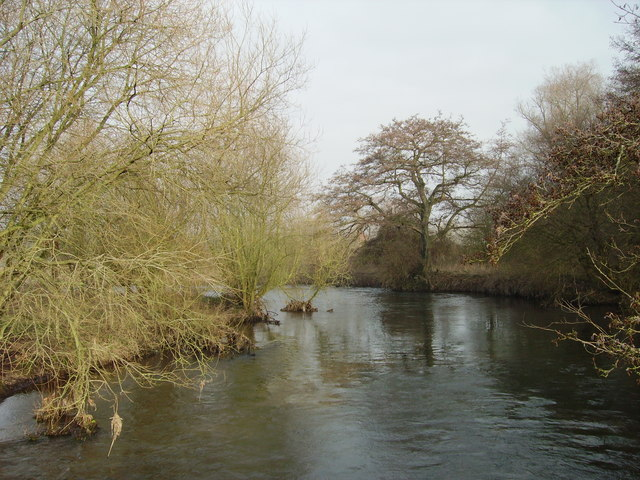 River Test, near Nursling Mill
