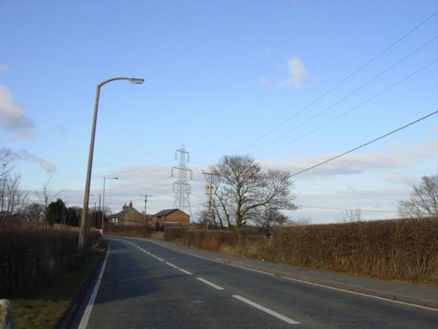 Burrow's Lane, Prescot