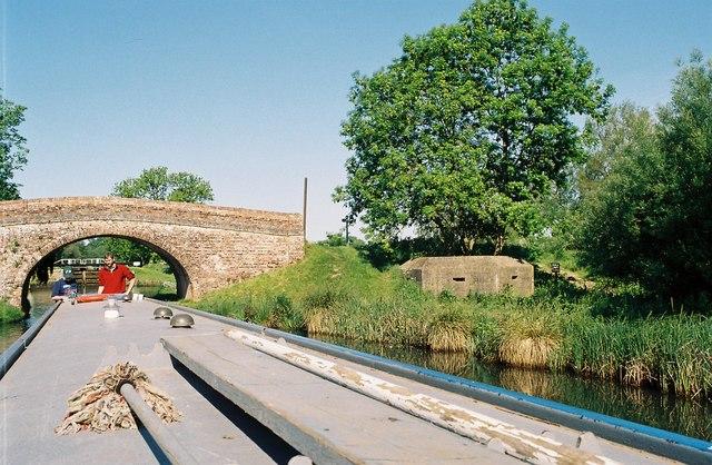 Benham Bridge and Pillbox