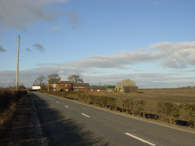 Catchdale Moss Lane, Eccleston