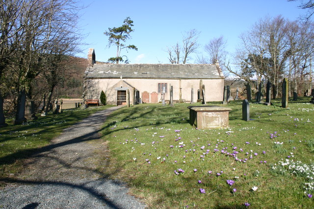 St John's Church Waberthwaite