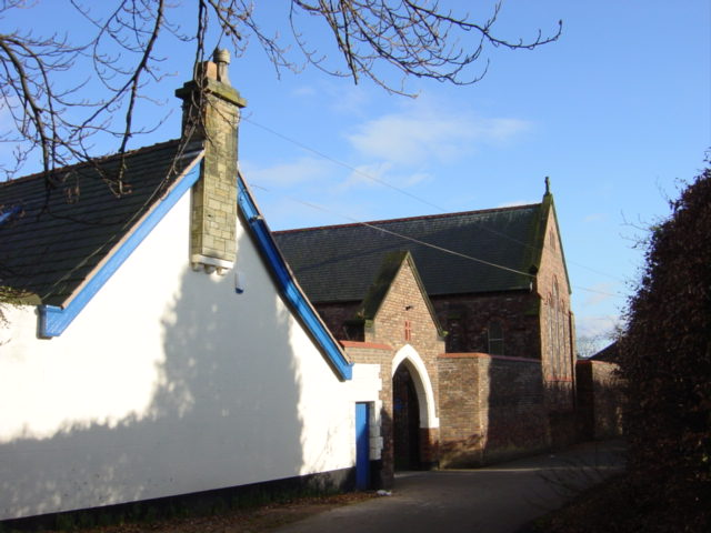 Carmelite Monastery, Eccleston