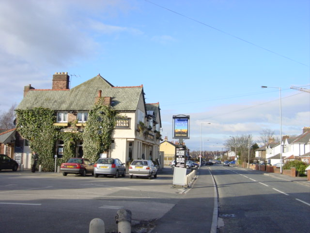 The Seven Stars, Millbrook Lane, Eccleston