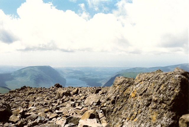 Summit of Great Gable