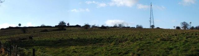 Bushey Hill Radar