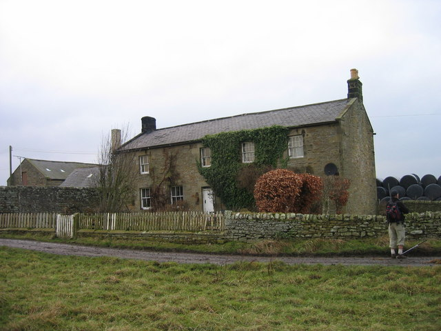 Low Moralee Farmhouse, near Wark