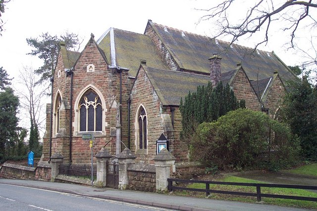 Christ Church, Tettenhall Wood
