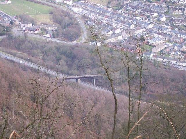 Pontywaun, Ebbw Vale, Caerphilly