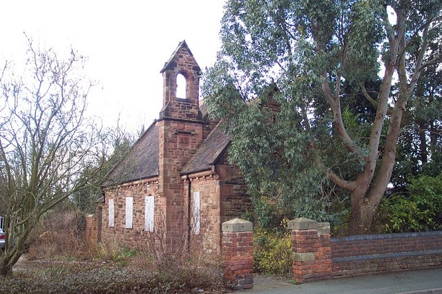 Redundant Church at Finchfield