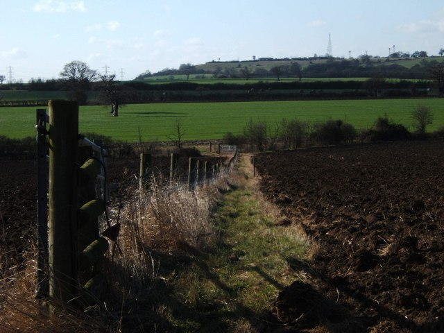 Footpath to Stow Maries