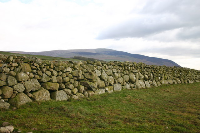 Big Stone Wall
