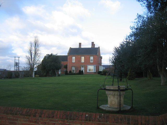 Wixford Lodge