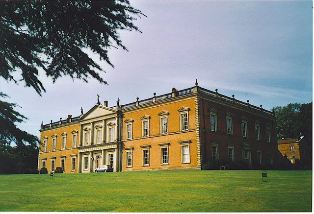Staunton Harold, the East Front.