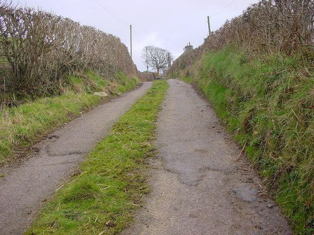 Lane to  Far Banks