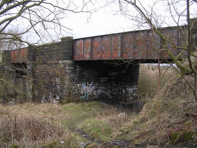 Disused Railway Bridge, Bogside Road